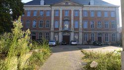 Onkruid overwoekert Luxemburgcollege