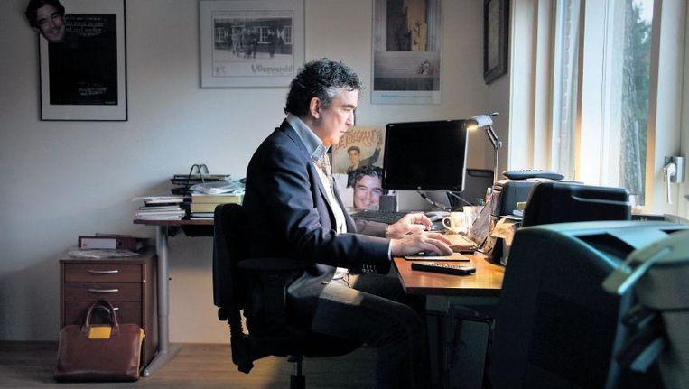 Koolhoven: 'Voor het overgrote deel van mijn netwerk is Martijn Koolhoven niet plotseling een andere Martijn Koolhoven dan pakweg drie maanden geleden.' ©WERRY CRONE Beeld