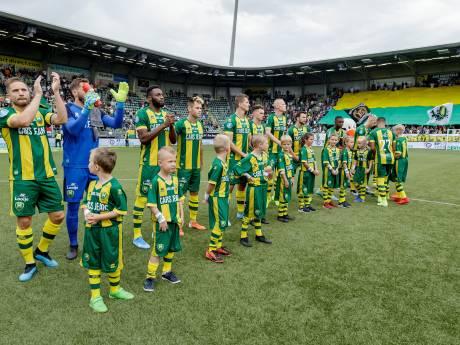ADO-stadion ondergaat metamorfose in mum van tijd: rood-zwart is nu weer geel-groen