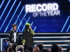 Les vainqueurs des Grammy Awards dans les principales catégories