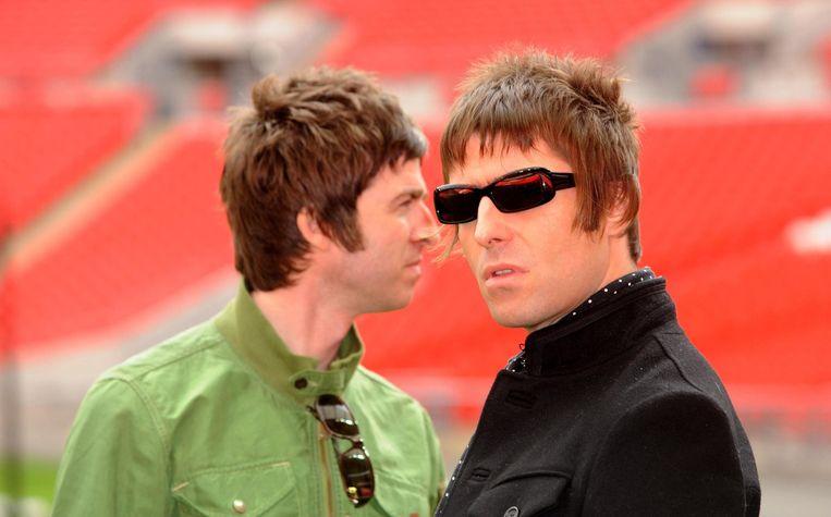 Gallagher boers Noel en Liam