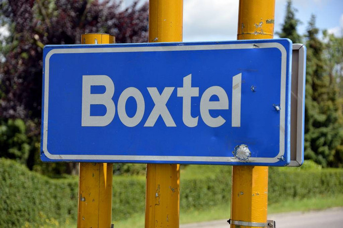 Straatnaambord Boxtel