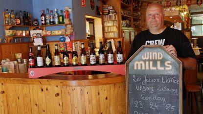't Kafee viert twintigste verjaardag met bierveiling