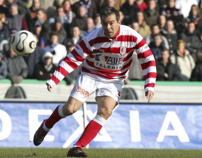 Jorge Costa in 2006 bij Standard.
