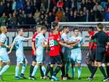 Voetbalbond KNVB blijft goochelen met NEC-MVV: duel voor derde keer verplaatst