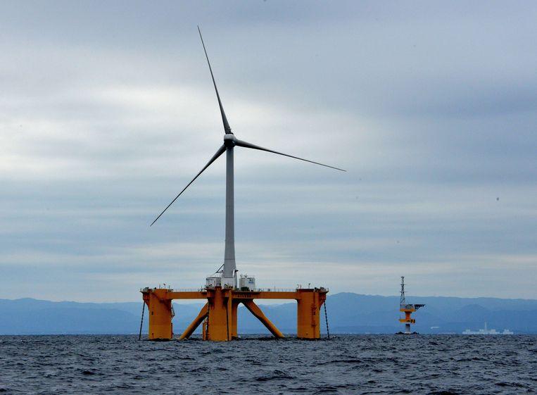 Denen bouwen grootste windmolenpark ter wereld in de