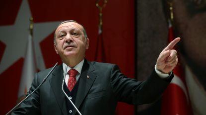 """Erdogan na blunder bij NAVO-oefening: """"Deze kwestie kan niet worden afgedaan met een simpele verontschuldiging"""""""