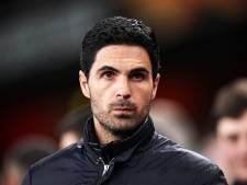 L'entraîneur d'Arsenal Arteta est complètement rétabli