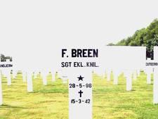 Waar is de familie van Frederik Breen?
