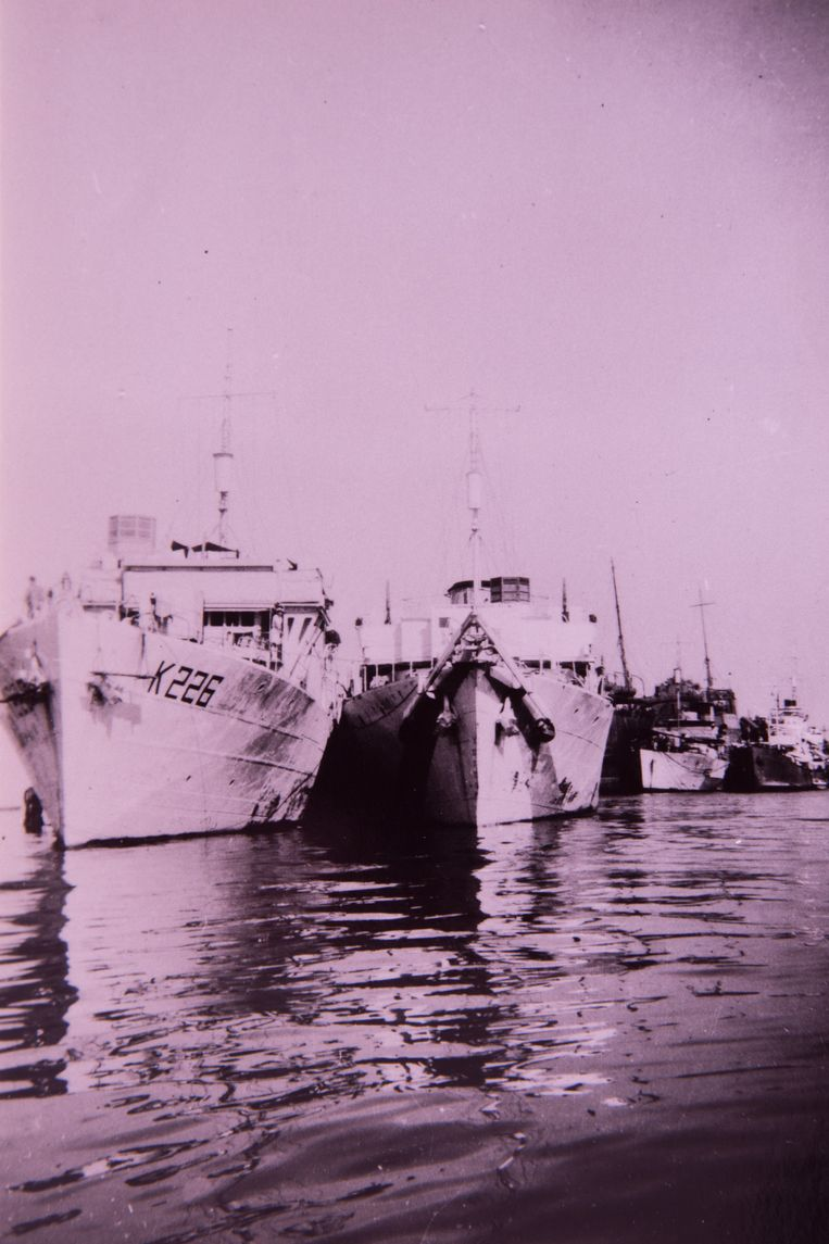H.M.S. Buttercup & H.M.S. Godetia in Trinidad in Juni 1942.