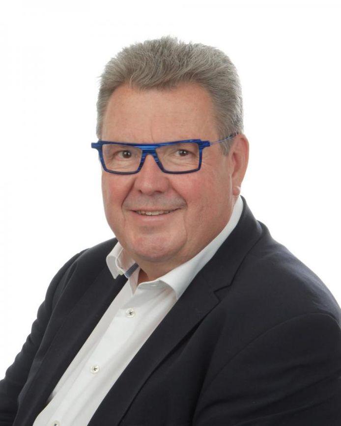 Burgemeester Marc Van Aperen van Hoogstraten.