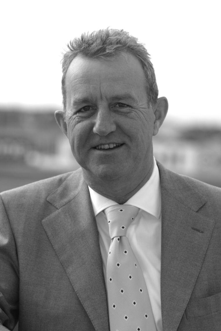 Hans Ernst.  Beeld Circuit Zandvoort