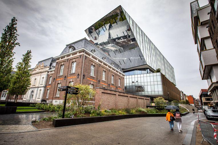 Stadhuis 't scheep in Hasselt.