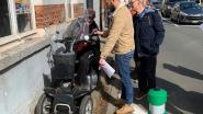 Wandeling met rolstoelen legt pijnpunten bloot
