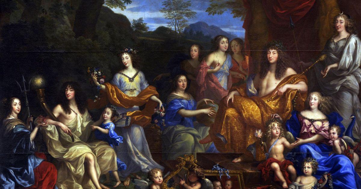Paleis Van Versailles Lodewijk Xiv.Recensie Versailles Was Niet Alleen Politiek Het Was Ook Geflirt