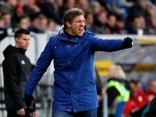 Hoffenheim laat Nagelsmann niet naar Bayern of Dortmund gaan