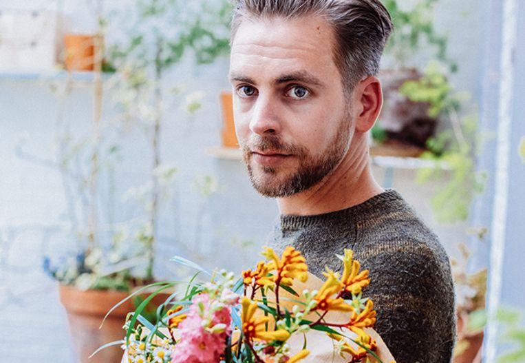 Seppe De Bie, florist