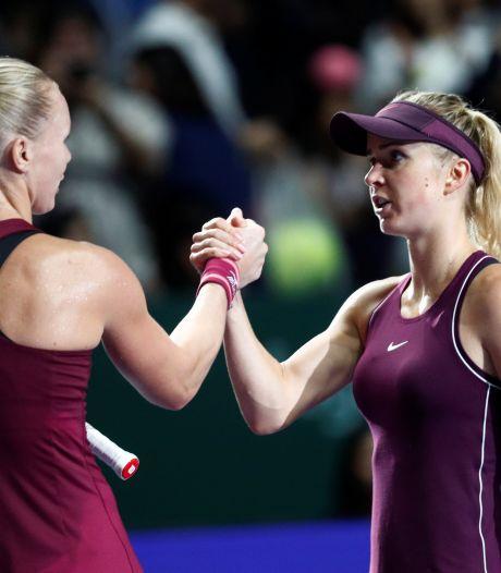 Deux joueuses du Top 10 annoncent qu'elles ne disputeront pas l'US Open