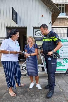 Vreewijk gaat met bakfiets inbrekers te lijf