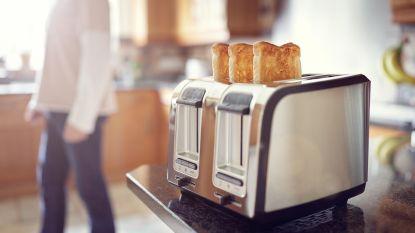 Klopt het dat de cijfers op een broodrooster voor minuten staan?
