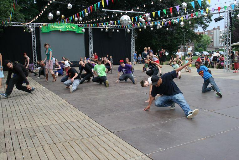 Dansen in 't Park