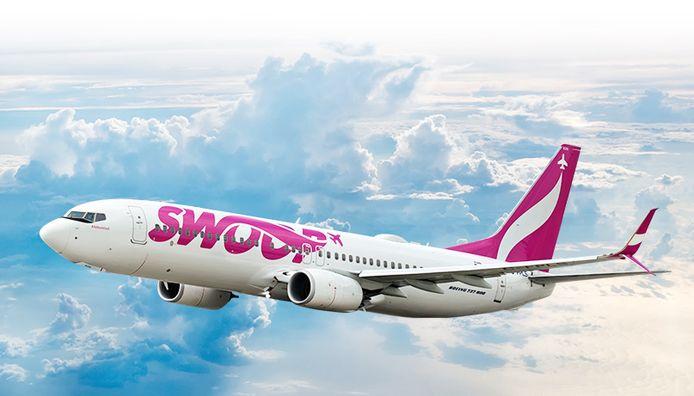 Swoop Airlines.