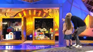 """""""Een reis of een reuzepakket Playmobil?"""""""