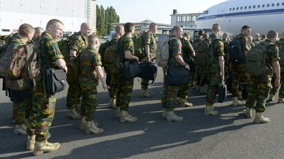 Aantal zelfdodingen in Belgisch leger te hoog