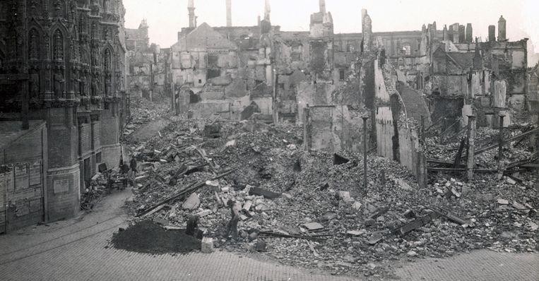 De getuigen zullen het onder meer hebben over de brand van Leuven en alle andere vernielingen.