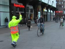 Moet de Grote Marktstraat fietsvrij worden? Wij vroegen het aan voorbijgangers