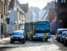Asfalt in Sint-Jorisstraat wordt vernieuwd