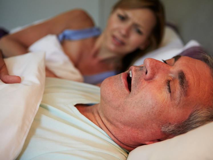 Slimme bedbodem van Auping in Deventer geeft een zetje bij gesnurk