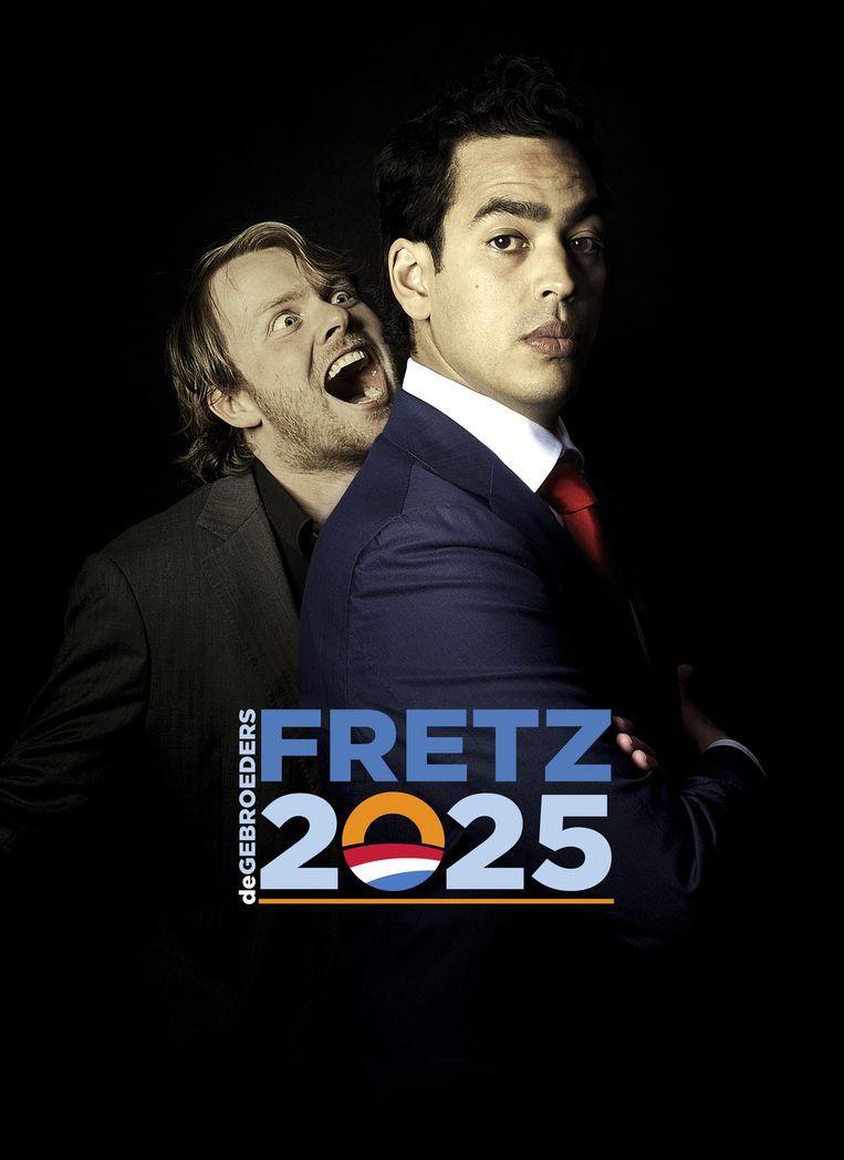 De gebroeders Fretz 2025 Beeld Gebroeders Fretz