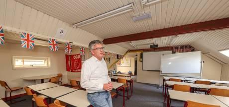 Straks weer 1300 leerlingen in het CCC in Zwolle. Gaat dat goed met de ventilatie? 'Het voelt wel als een risico'