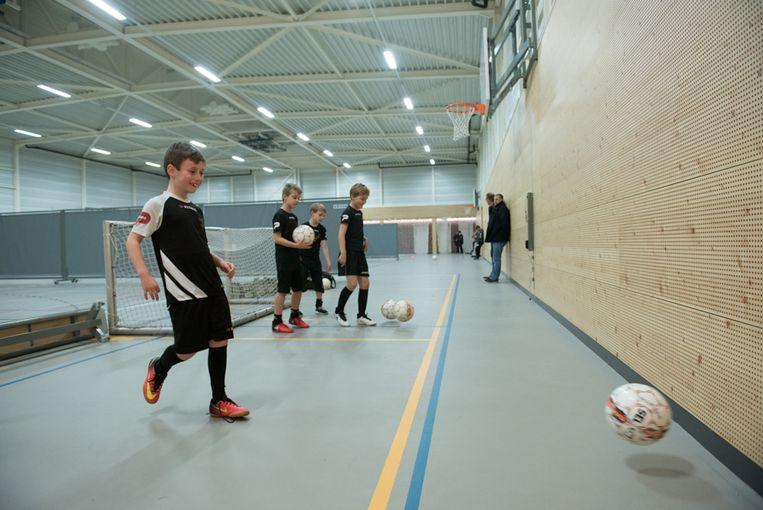 Sport neemt een zesde van het stadsbudget in.