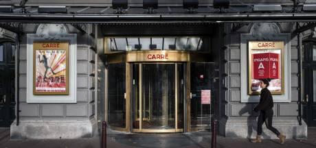 Carré toch open voor dertig man