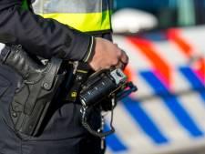 Gezin klemgereden in Eemnes: daders ontkomen