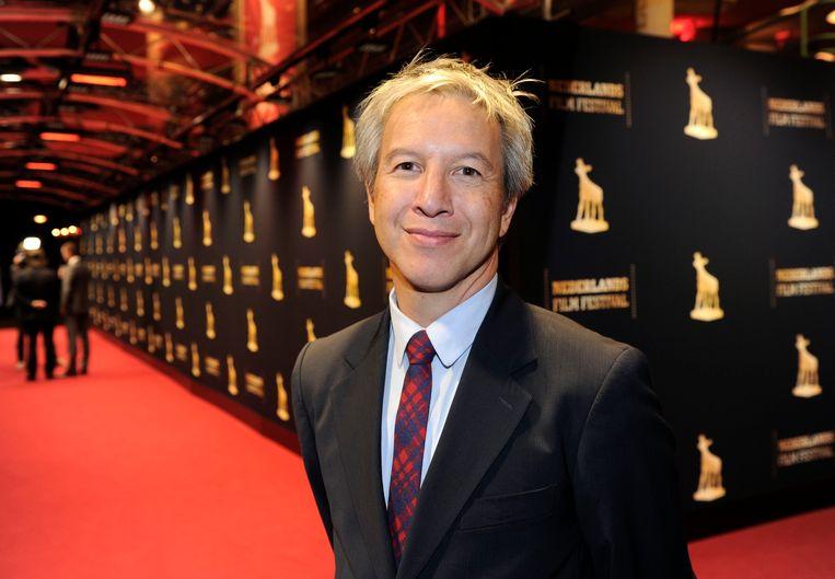 Regisseur Robert Oey, de man van de Amsterdamse burgemeester Femke Halsema.  Beeld ANP Kippa