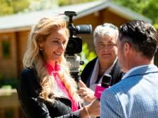 Carolien ter Linden verovert na rode loper nu ook de televisiewereld