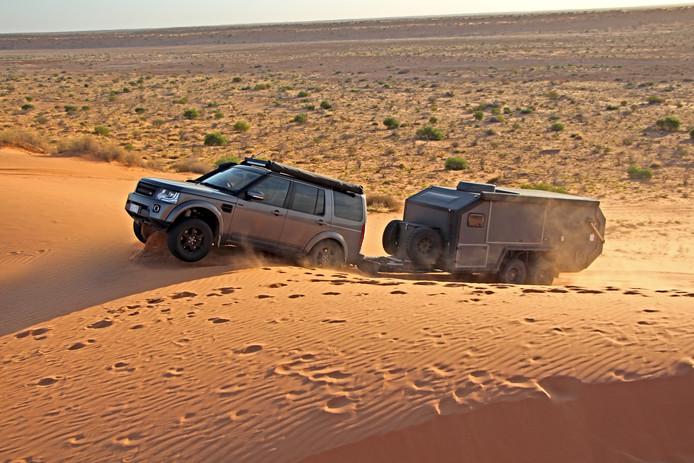 Stof en zand kunnen de Bruder EXP-6 niet deren