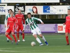Achilles Veen benut tegen Rijsoord de kansen wél en wint met 7-0