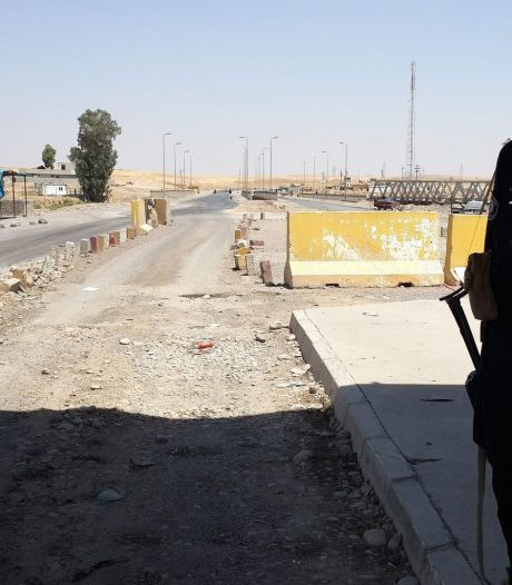 """Des jihadistes sont """"prêts à attaquer Bagdad"""""""