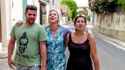 Chris en Steffie gaan in 'Goed Verlof' op vakantie met Tine Embrechts