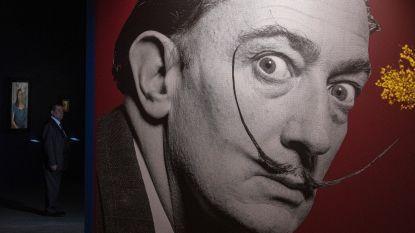 Schilderij in kringloopwinkel blijkt kunstwerk van Dalí te zijn