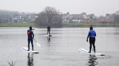 Crowdfunding levert bestolen watersportclub Absolut 3.865 euro op voor aankoop nieuw materiaal