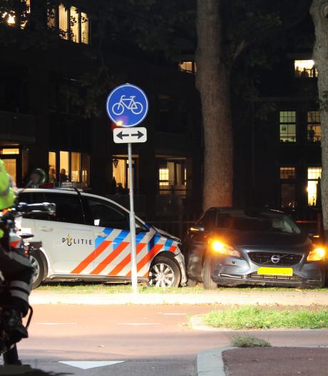 Politie ramt auto bij achtervolging vanaf Voorthuizen:  drie verdachten opgepakt
