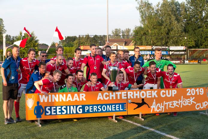 AZSV won zaterdag de Achterhoek Cup. Foto Theo Kock