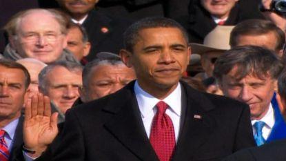 Dag op dag: 10 jaar geleden legde Barack Obama (foutief) de eed af als president