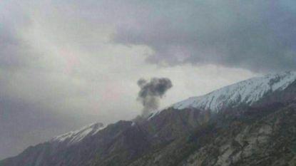 11 dodelijke slachtoffers na vliegtuigcrash Iran