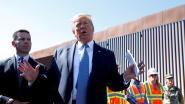 Mexicaanse bendes zagen bliksemsnel delen van Trumps nieuwe grensmuur door